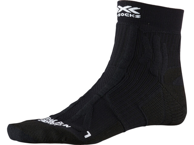 X-Socks Trail Run Energy Chaussettes Homme, opal black